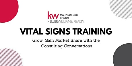 GROW: Gain Market Share with the Consulting Conversations tickets