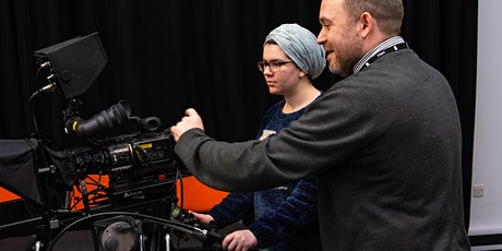 Backstage with the Technical and Production Arts for Film and Tv programme Tickets