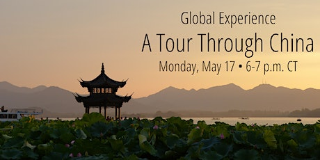 Global Experience: A Tour Through China tickets