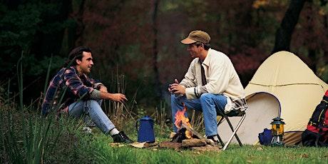 Men's Outdoor Skills Training - Session 2 - Leadership Training Camp tickets