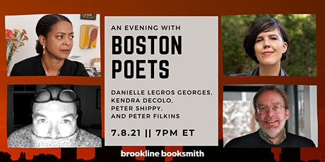 An Evening with Boston Poets tickets