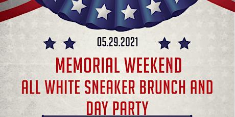 All White Sneaker Brunch tickets
