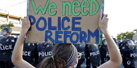 Moms Talk Police Reform, Dallas tickets