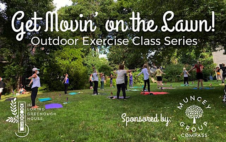 Get Movin on the Lawn Exercise Series, Tai Chi/Qigong Class image