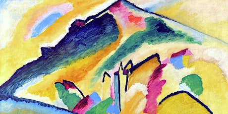 Expressionist Landscape by Wassily Kandinsky Russian Artists tickets