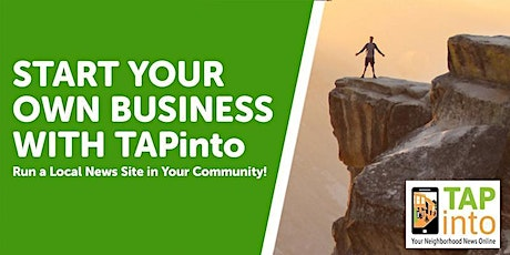 TAPinto Ownership Webinar tickets