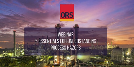 5 essentials for understanding process HAZOPs tickets