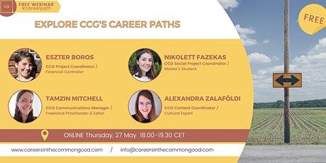 Explore CCG Career Paths tickets