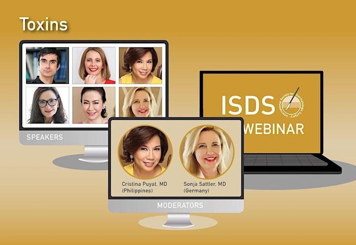 ISDS Webinar on Toxins image