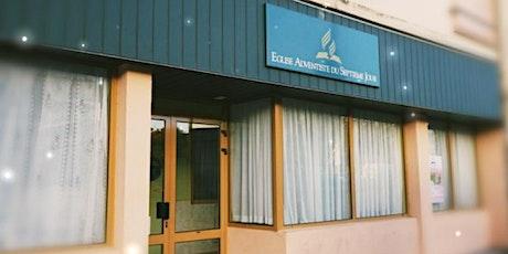 EDS et Culte église de Bagneux billets