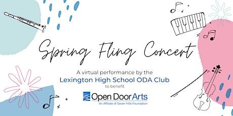 Spring Fling Fundraising Concert tickets