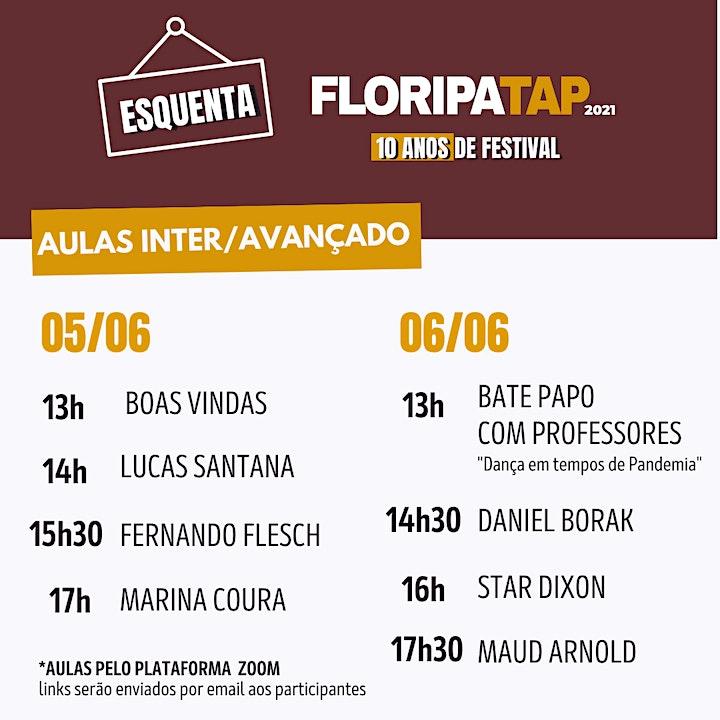 Imagem do evento ESQUENTA FLORIPA TAP 2021 - EDIÇÃO 10 ANOS