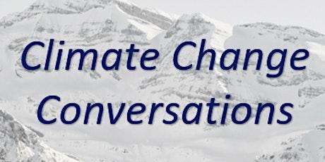 Climate Change Conversation (online) Tickets