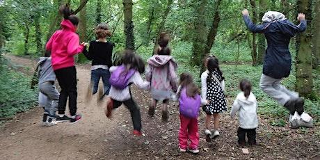 Ely Wildlife Watch: Family Adventure Walk tickets