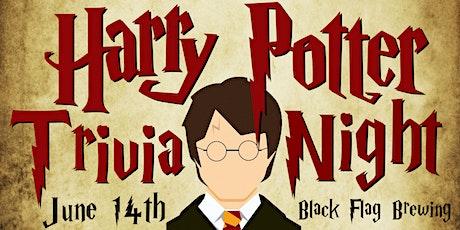 Harry Potter Trivia Night 1.0 @ Black Flag Brewing Co tickets