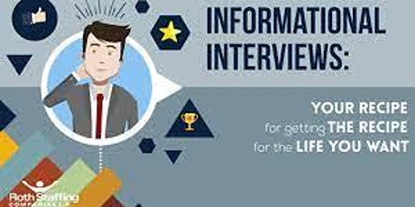 Career Journal Club: Informational Interviewing tickets