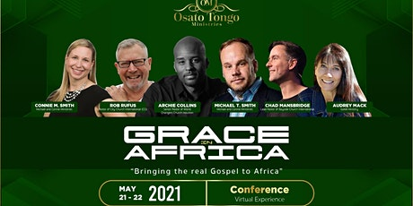 Grace in Africa Conference tickets