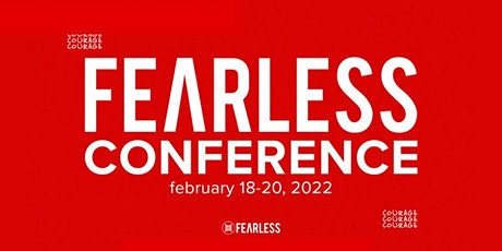 Fearless Conference 2022 tickets
