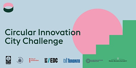 Circular Innovation City Challenge - Winner Announcement Event Tickets