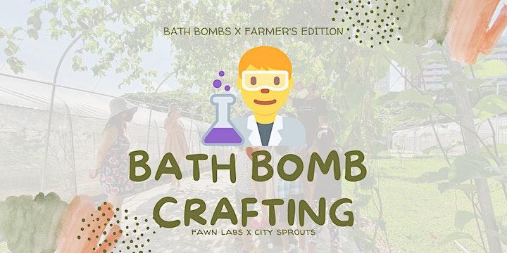 Bath Bombs X Farmer's Edition (June School Holidays) image