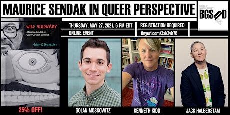 Maurice Sendak in Queer Perspective tickets