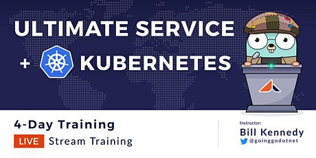 Ultimate Service with Kubernetes tickets