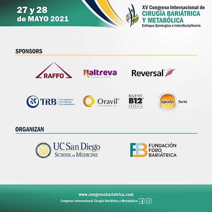 Imagen de XV Congreso Internacional de Cirugía Bariátrica y Metabólica