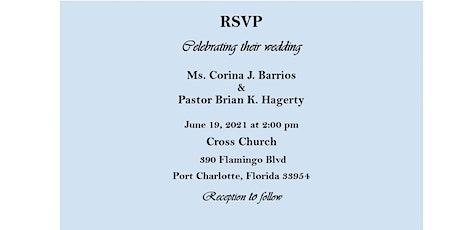 Pastor Brian's Wedding Celebration tickets
