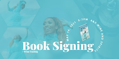 Book Signing + Wine Tasting tickets
