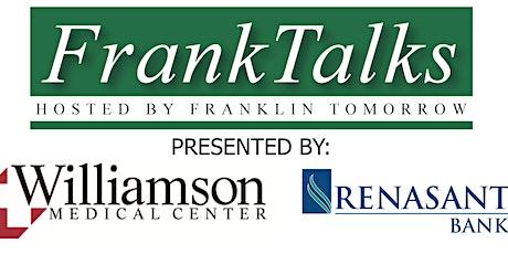Franklin Tomorrow FrankTalks: Mental Health Awareness tickets
