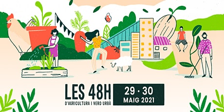 48H d' Agricultura i Verd urbà - DEBATS - DIA 2 entradas