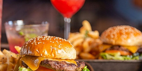 Burgers and Cocktails Thursday tickets