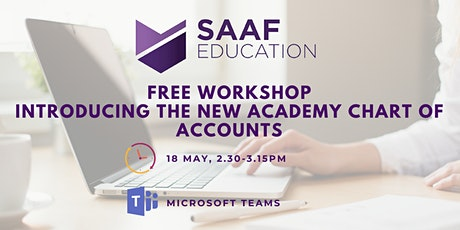 Free Workshop: Introducing the New Academy Chart of Accounts tickets
