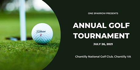One Sparrow's Annual Golf Tournament tickets