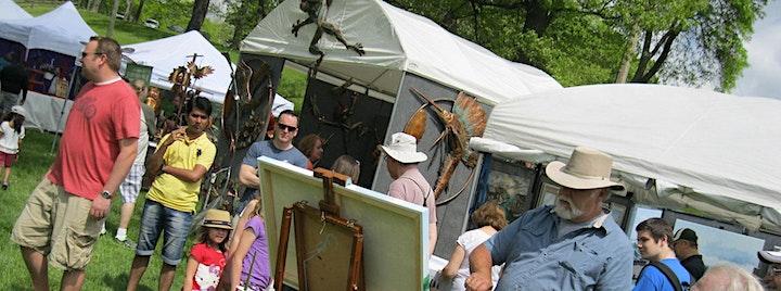 Kensington Art Fair image