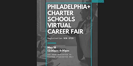 Philadelphia+ Charter Schools Virtual Career Fair! tickets