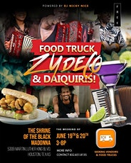 Juneteenth Food Trucks ,Zydeco and Daiquiris tickets