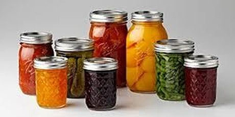 Food Preservation Class - Meats tickets