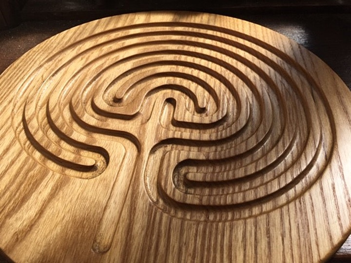 Labyrinth Workshops: One Path, Many Journeys with Canon Karen Curnock image