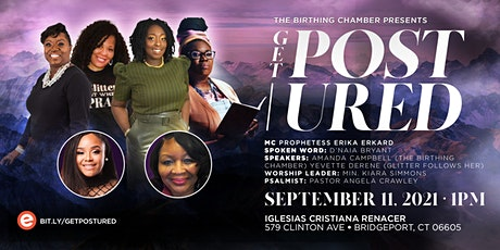 "The Birthing Chamber:  ""Postured"" tickets"