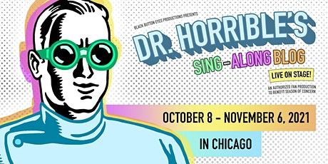 Dr. Horrible's Sing-A-Long Blog: Live on Stage! tickets