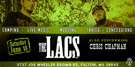 The LACs Country Lit Tour w/ Dusty Leigh at BMB Off-Road in Fulton, MS tickets