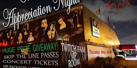 Grand Re-Opening Night 2 - Customer Appreciation Night! tickets