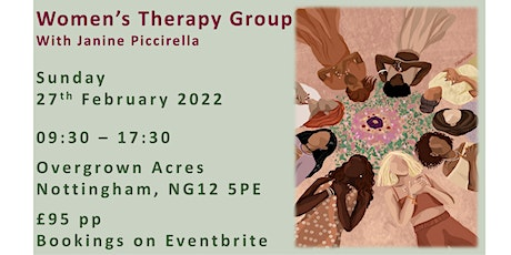 Women's Therapy Group tickets