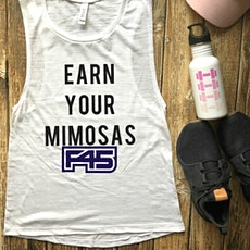 Fitness and Mimosas tickets
