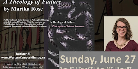 Theology of Failure Book Discussion tickets