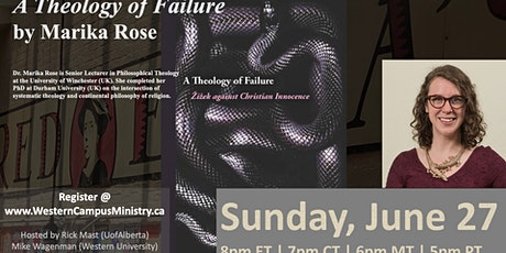 Theology of Failure Book Discussion biglietti