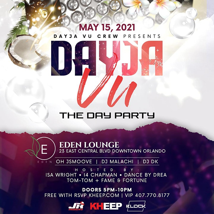 DayJa Vu The Day Party image