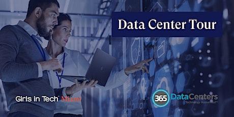 Data Center Tour tickets