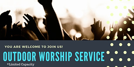 KCDC Outdoor Worship Service tickets